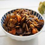 牛肉とれんこんのしぐれ煮のレシピ