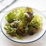 ちしゃなますのレシピ。山口県の郷土料理のレタスの酢味噌和え。