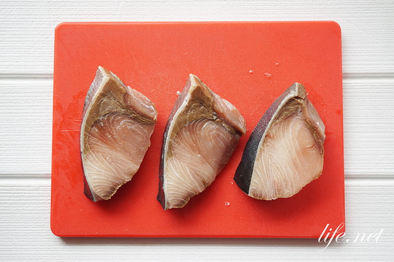 あさイチのぶりのバルサミコソテーのレシピ。バルサミコ醤油で!