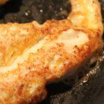 あさイチの鶏ささみのごまソテーのレシピ。フレンチのプロの作り方。