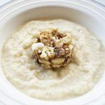 栗原はるみさんのカリフラワーのクリーム煮のレシピ。絶品スープ。