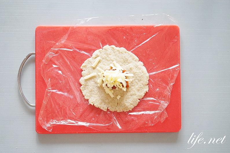 肉まんが牛乳とパン粉でできるレシピ。レンジで簡単肉まんの作り方。