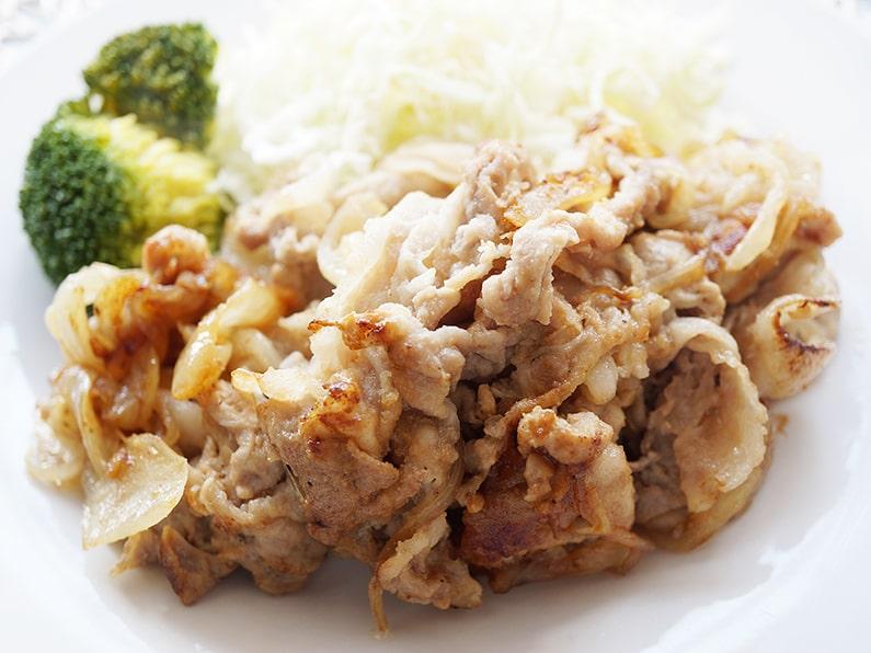 男子ごはんのピリ辛生姜焼きのレシピ。栗原心平さんの人気メニュー。