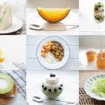 人気のメロンのレシピ13選。デザートからおかずになる料理まで紹介。