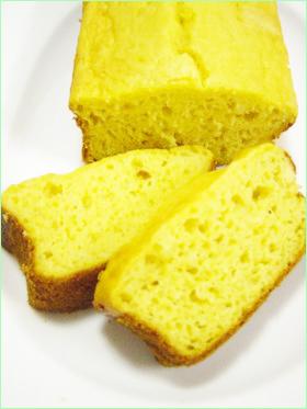 メロンパウンドケーキ