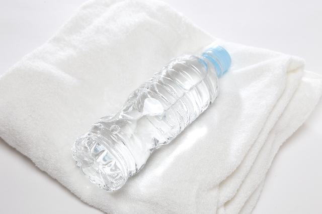 ペットボトル温灸のやり方