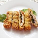 ミルフィーユ豚カツの人気レシピ。フライパンでできる作り方。