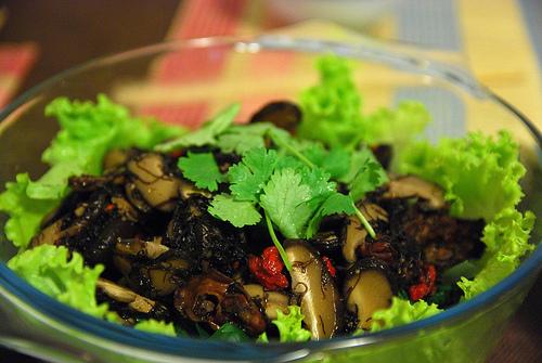 ゴジベリーライスサラダ