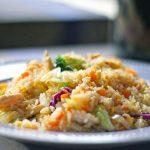 水島シェフのレタス炒飯