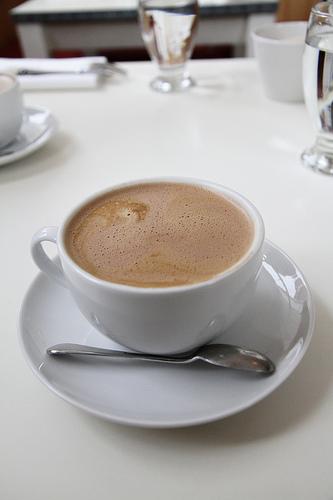 ゴボウカフェオレ