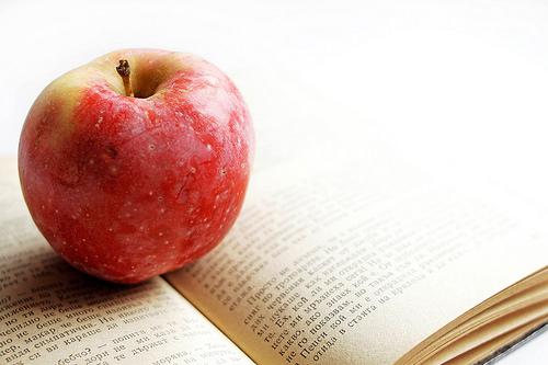 大原千鶴のりんごレシピ
