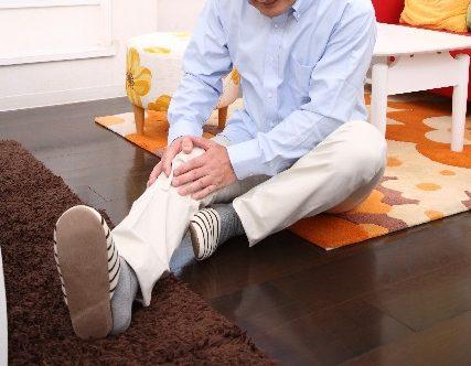 膝の痛み改善ストレッチ