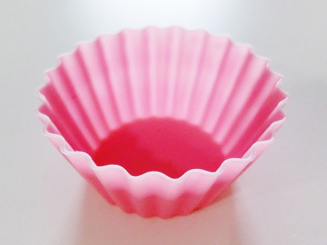 シリコンカップ活用レシピ