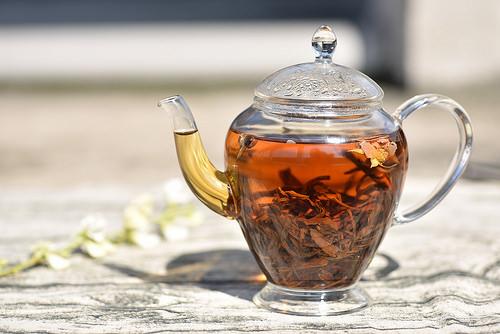 あさイチ紅茶