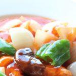 孫成順の酢豚レシピ