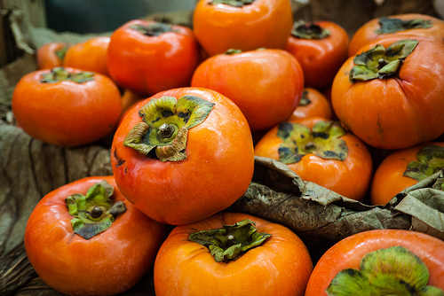 あさイチの柿レシピ