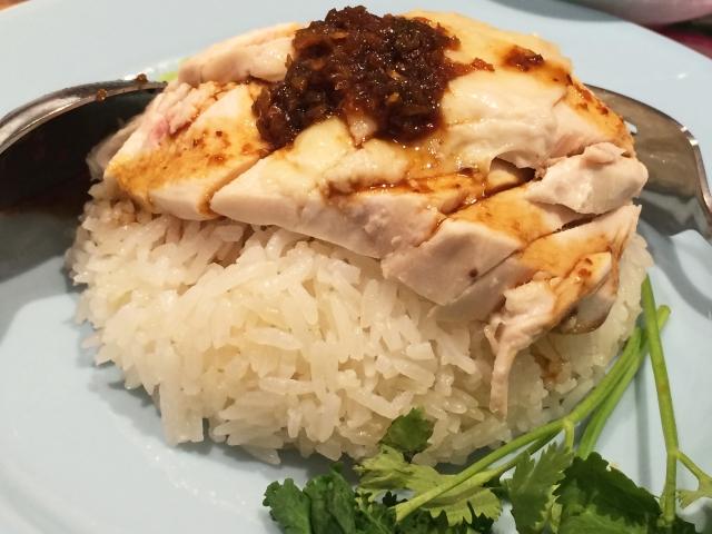 サイゲン大介のカオマンガイレシピ