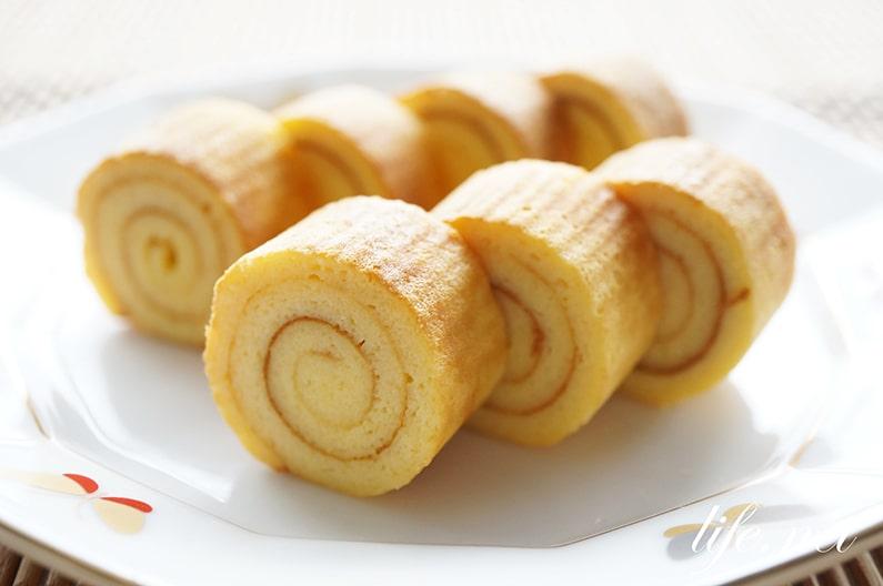 平野レミさんのプチ伊達巻のレシピ