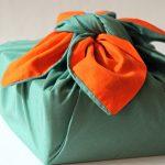 風呂敷バッグの作り方