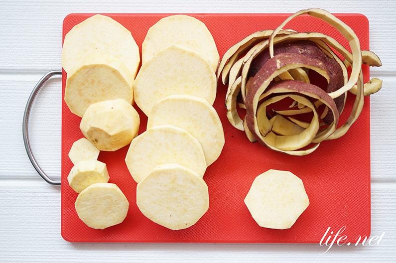 栗きんとんのレシピ。裏ごし・くちなし無しのきょうの料理の作り方。