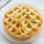 男子ごはんのアップルパイのレシピ。アーモンドクリームで絶品。