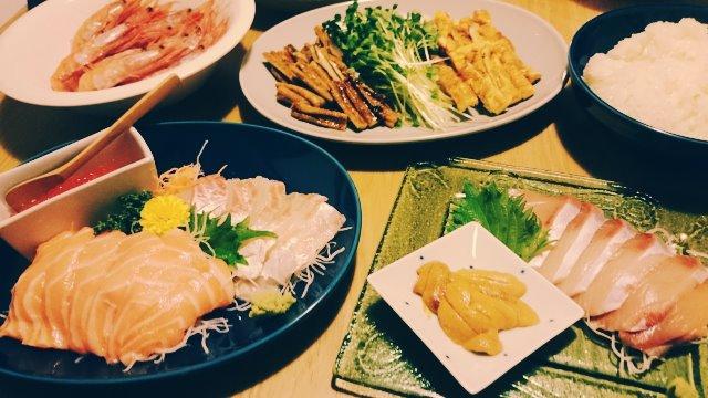 手巻き寿司変わり種