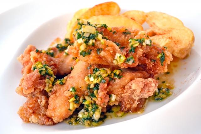 あさイチ油淋鶏レシピ