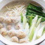 豆乳鍋が分離しない方法。片栗粉不要で固まらないレシピとコツ。