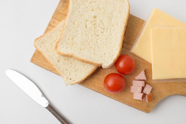 食パンの冷凍の仕方
