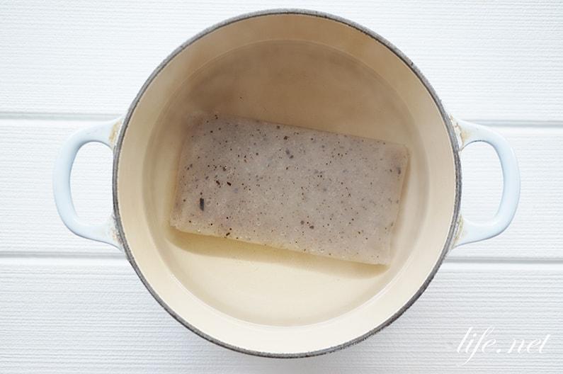 あさイチの冷凍こんにゃく(氷こんにゃく)のレシピ。ダイエットにおすすめ。