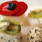 キウイ寿司の作り方レシピ
