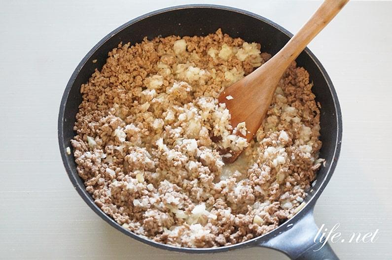 ボロネーゼソースの簡単レシピ。男子ごはんの絶品パスタの作り方。