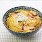 アカモクの中華レシピ親子丼とソース