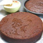 小麦粉不使用のチョコレートケーキレシピ