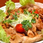 あさイチの豚のしょうが焼きレシピ