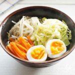 あさイチのしらたきラーメンのレシピ。簡単にカロリーオフできる!