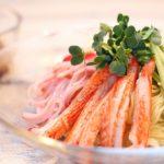 あさイチのインスタントラーメンで作る冷やし中華レシピ