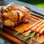 男子ごはん玉ねぎと鶏肉のグリルレシピ