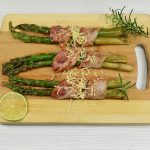 アスパラの豚肉巻きレシピ