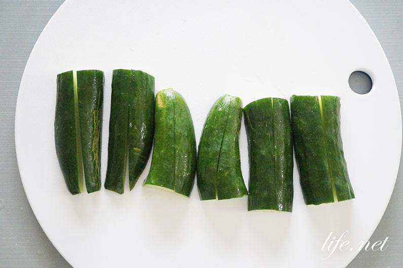 きゅうりの天ぷらの作り方。ためしてガッテンで話題のレシピ。