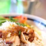 てりたま鳥丼レシピ