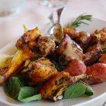 鶏の照り焼き黒酢風味レシピ