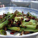 あさイチの青菜炒めレシピ