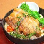 あさイチおからを使った豚の角煮レシピ