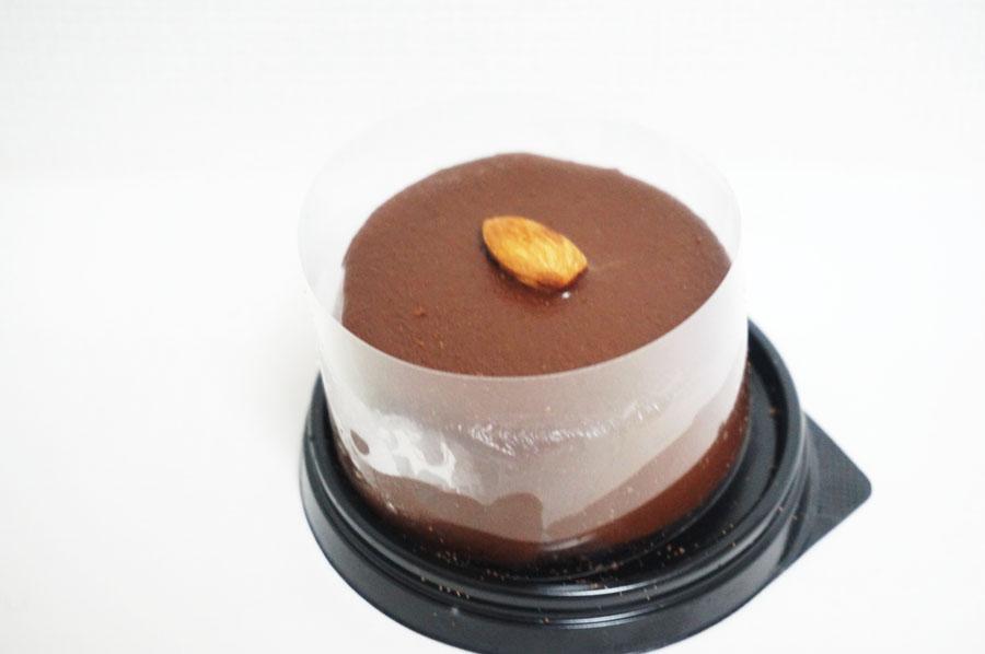 シャトレーゼ糖質87%カットのムースケーキ ショコラ&フランボワーズ