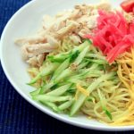 あさイチ夢の3シェフ冷やし中華レシピ切り干し大根と豚肉の冷やし中華