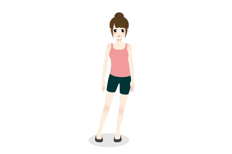 ガッテンくねくね体操・がにがに体操のやり方。運動神経をよくし、運動能力が向上!
