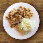 豚肉の生姜焼きキウイソースのレシピ。世界一受けたい授業で紹介。