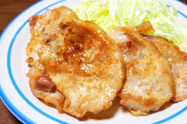 平野レミの豚のしょうが焼きレシピ