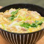 あさイチの親子丼レシピ